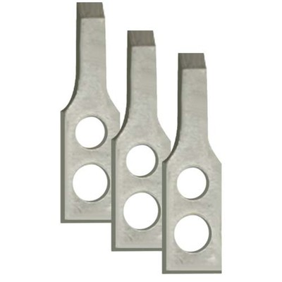 Platinum Tools Replacement Knives for PN 13004C. 3 pk/Clamshell. - Part Number: 13004BLC