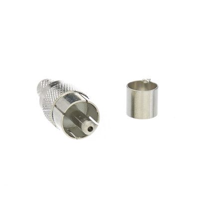 RCA Coaxial Plug for RG59 Cable - Part Number: 200-060