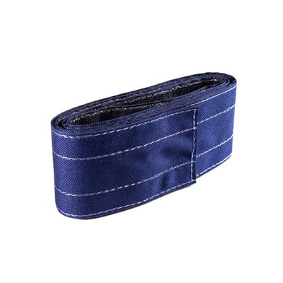 SafCord Carpet Cord Cover, 4 inch wide x 12 feet long(Case of 6), Navy Blue - Part Number: 30CC-46212