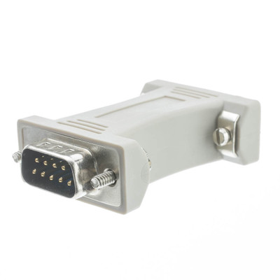 Serial / AT Modem Adapter, DB9 Male to DB9 Male - Part Number: 30D1-08100