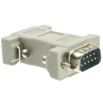DB9 Male / HD15 (VGA) Female, VGA Adapter, Molded - Part Number: 30D1-19200
