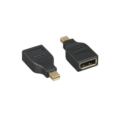 Mini DisplayPort Male to DisplayPort Female Adapter - Part Number: 30H1-62300