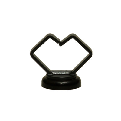 3/4 inch Black Magnetic Cable Holder, Strong Polymer Cable Holder, 10 lbs Pull Strength, UL Listed, 10 pieces/bag - Part Number: 30MA-12202