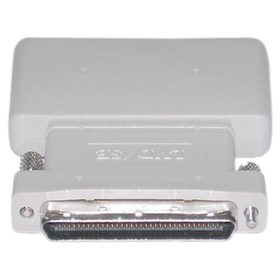 External SCSI Terminator with LED, LVD / SE VHDCI 68 Male, One End - Part Number: 30N3-05540