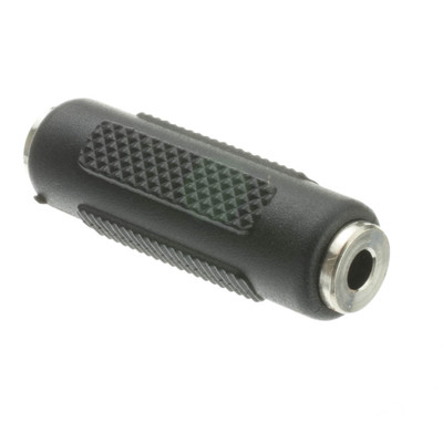 3.5mm Stereo Coupler / Gender Changer, 3.5mm Female to 3.5mm Female - Part Number: 30ST-STFF