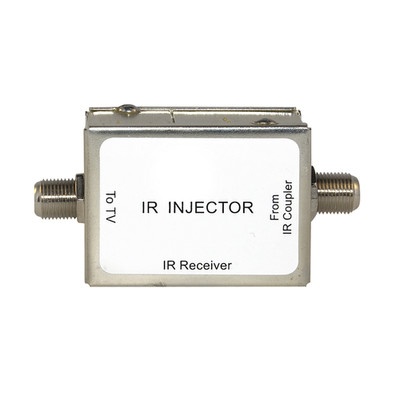IR Over Coax Cable Injector, 12vdc 200mA up to 200 ft - Part Number: 30T3-00100
