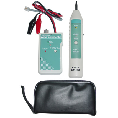 Tone Generator & Probe Kit for Network and Coaxial Cables - Part Number: 31D3-56713