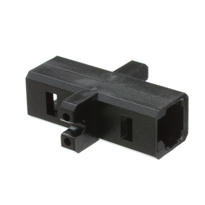 Fiber Optic Coupler, MTRJ/MTRJ Female, Duplex, Plastic Housing - Part Number: 31F1-MM410