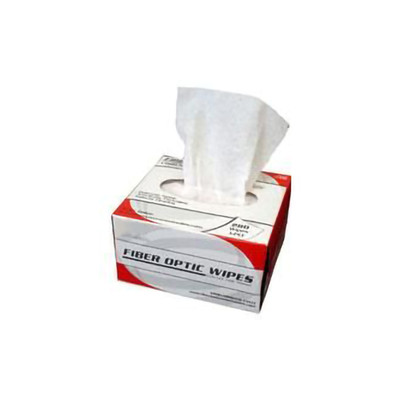 Low Lint Fiber Wipes, 60 wipes - Part Number: 31F3-00101