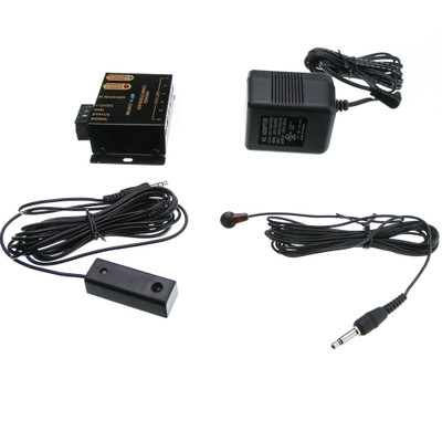 IR Extender Kit with Connecting Block Receiver - Part Number: 332-750