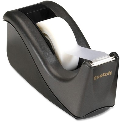 3M Scotch Desktop Tape Dispenser, Two Tone - Part Number: 3401-02102