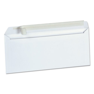 Universal Peel Seal Strip Business Envelope, #10, 4 1/8 x 9 1/2, White, 500/Box - UNV36003 - Part Number: 3401-10102