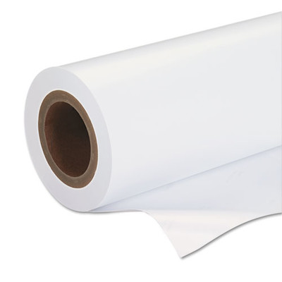Epson Premium Luster Photo Paper, 3-inch Core, 24-inch x 100ft, White - S042081 - Part Number: 3411-11102