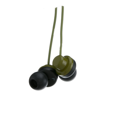 JVC Riptidz Inner-Ear Earbuds, Green - Part Number: 5002-011GR