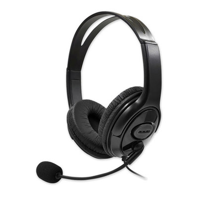 Billboard Performance Gaming Headset, 3.5mm Audio Jack, Black - Part Number: 5002-32201