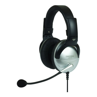 Koss SB45 Gaming Headset, Binaural, Circumaural, 8 Foot Cord With 3.5mm Audio Jack - Part Number: 5002-32290