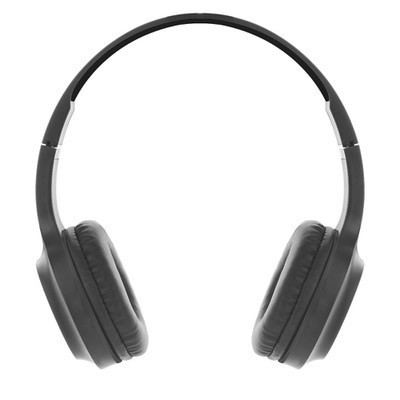 Bluetooth Wireless Headphone w/ Built-in Microphone and multi-function controls, Black - Part Number: 5002-33100