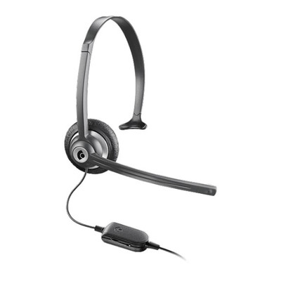 Plantronics Phone Headset, Monaural (M214C) - Part Number: 5002-62110