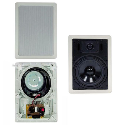 6 inch In-Wall Speaker 80W Max, without Rear Cover, Single Speaker - Part Number: 60HT-22206