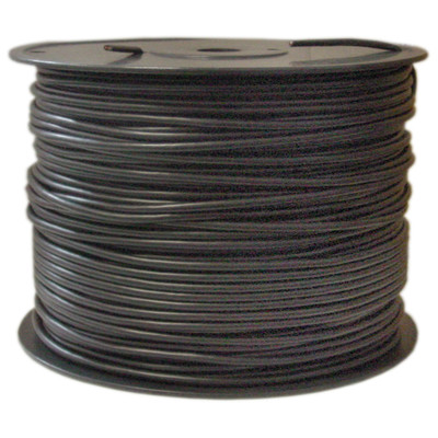 Shielded Bulk Microphone Cable, 22/2 (22 AWG 2 Conductor), Spool, 500 foot - Part Number: 60M2-02500