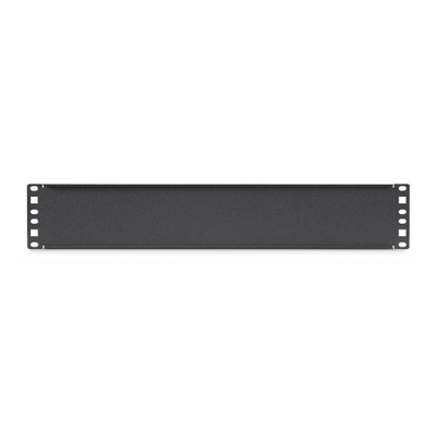 Rackmount Flanged Spacer Blank, 2U - Part Number: 61B2-11102