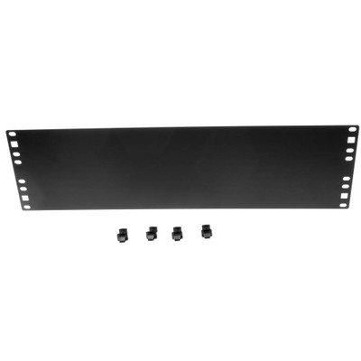 Rackmount Flat Spacer Blank, 3U - Part Number: 61B2-21103