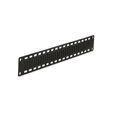 1U Flat Cable Lacing Panel - 10 pack - Part Number: 61B3-11110