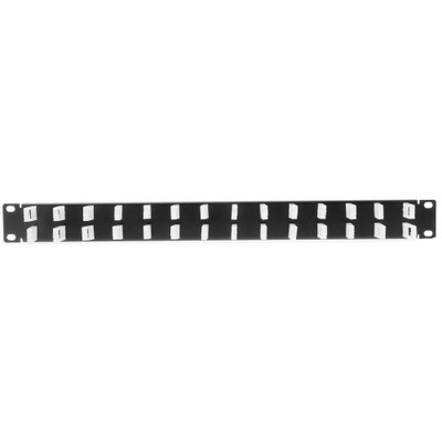 Rackmount Managed Cable Minder, 1U - Part Number: 61CR-03101