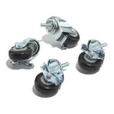 Caster Wheel Kit, Racks/Cabinets - Part Number: 61J2-11100