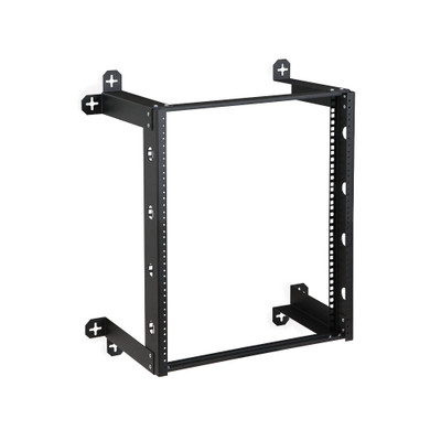 V Line Fixed Wall Rack, 12U - Part Number: 61R1-21212