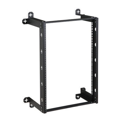 V Line Fixed Wall Rack, 16U - Part Number: 61R1-21216