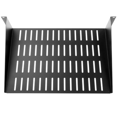 Rackmount Value Line Vented Shelf, 19 inch Rack 12 inch deep, 2U - Part Number: 61S1-22102