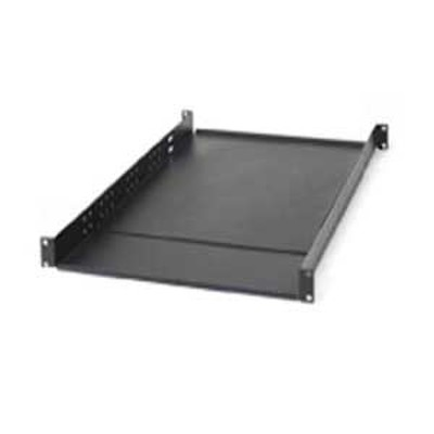 1U Rackmount 4-Point Adjustable Shelf, 22 - 36 inch depth - Part Number: 61S2-13101