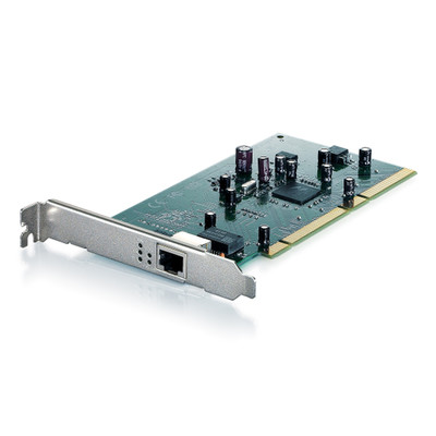 32/64bit Gigabit Ethernet PCI Card - Part Number: 70X6-01103