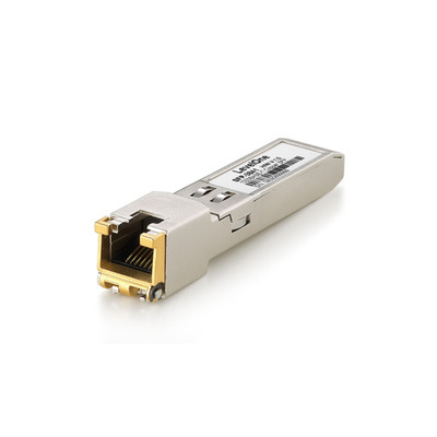 1.25 Gbps Copper Transceiver (RJ-45, 100 meter) - Part Number: 72X6-01101