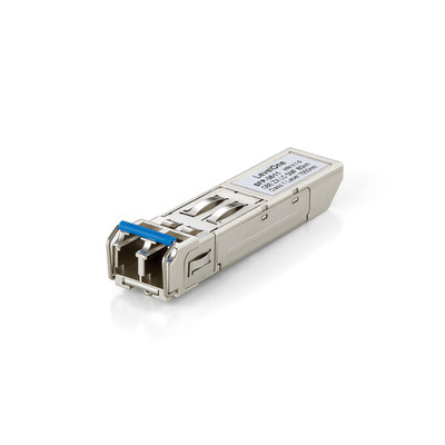 1.25 Gbps Single-mode SFP Transceiver (80 km) - Part Number: 72X6-01112