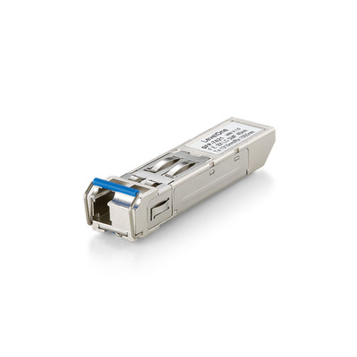 155 Mbps Single-mode BIDI SFP Transceiver (40 km, TX/RX over 1310/1550nm) - Part Number: 72X6-01116
