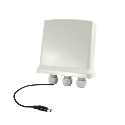 High Power Outdoor PoE Splitter, 3 to 12 Volts DC / 2.5 Amps, Split power for non PoE Devices - Part Number: 74X5-03113