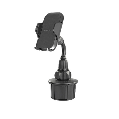 Macally Adjustable Automobile Cup Holder Mount - Part Number: 8001-10300