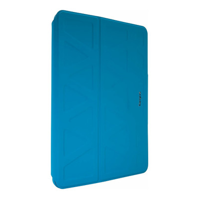 Targus 3D Protection THZ61202GL Carrying Case (Folio) Apple iPad Air, iPad Air 2 Tablet - Blue - Part Number: 8002-50123