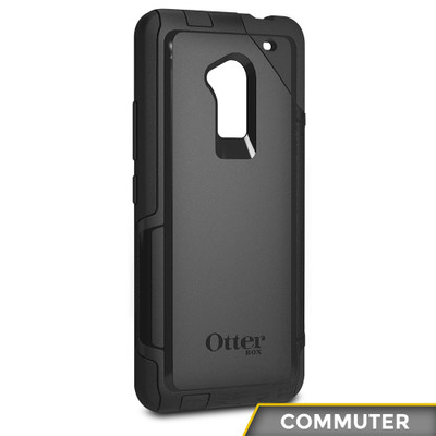 OtterBox Commuter Case for HTC One Max, Black - Part Number: 8002-50127