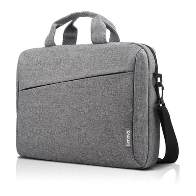 Lenovo T210 Messenger Bag for 15.6inch Notebook, Gray - Part Number: 8002-50140