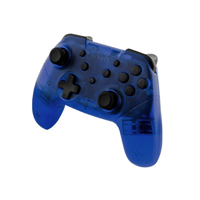 Nyko Wireless Core Controller (Blue) for Nintendo Switch - Part Number: 8190-00004