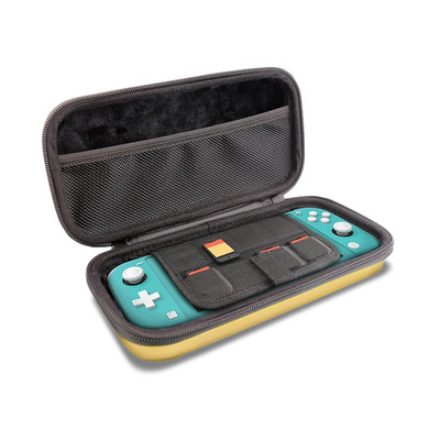 Nyko Elite Carrying Case for Nintendo Switch, Yellow - Part Number: 8190-00020