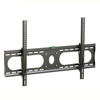 TV Wall Mount with lockable Tilt designed for 36 - 65 inch Flat Panel TV/Monitor with a max weight of 132 pounds - Part Number: 8212-04270BK