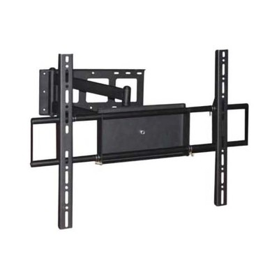 TV Wall Mount for 37 to 70 inch Television w/28 inch Full Motion Arm,  Max VESA 700 x 500, Black - Part Number: 8212-13280BK