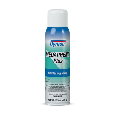 Case of 12 - Dymon Medaphene Plus Disinfectant Spray, Spray, 15.5 oz - Part Number: 8301-00351CT
