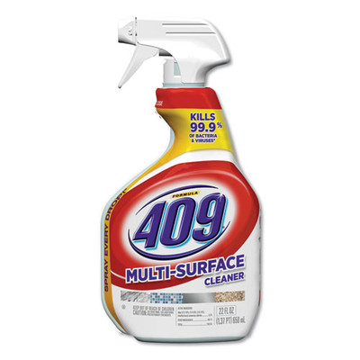 Formula 409 Multi-Surface Cleaner & Disinfectant, 22 oz Spray Bottle - Part Number: 8301-02151