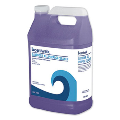 Boardwalk All Purpose Cleaner, Lavender Scent, 1 gal Bottle - Part Number: 8302-02451