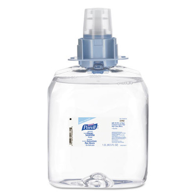 Case of 4 - Purell Advanced Hand Sanitizer Foam FMX-12 Refill, 1200 mL - Part Number: 8304-06178CT
